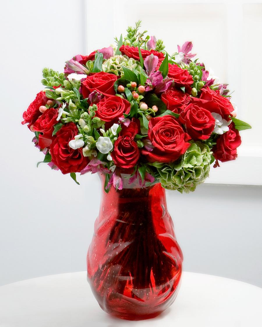 Valentinipäeva kimp