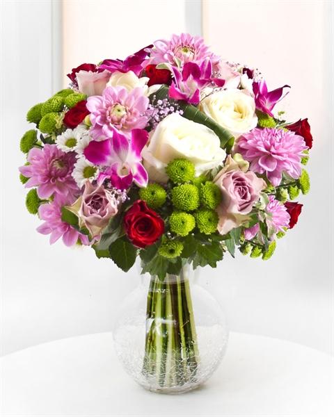 Armas kimp roosades toonides