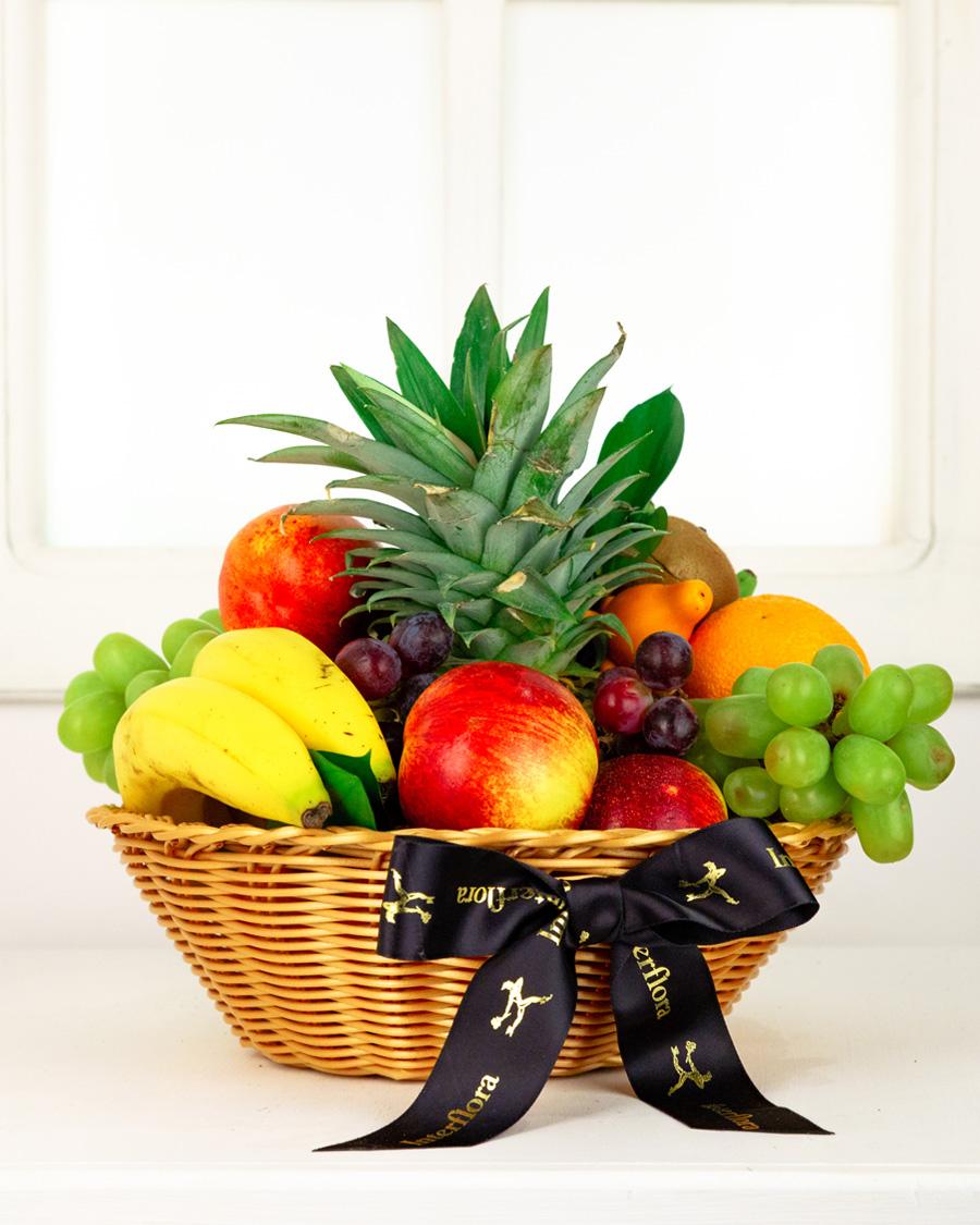 Luksuslik puuviljakorv