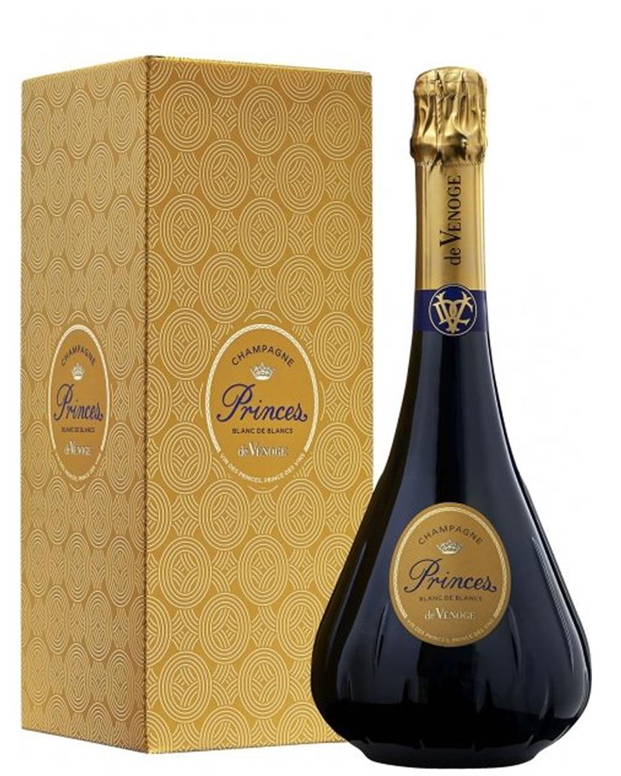 Šampanja Princes de Venoge Blanc de Blancs