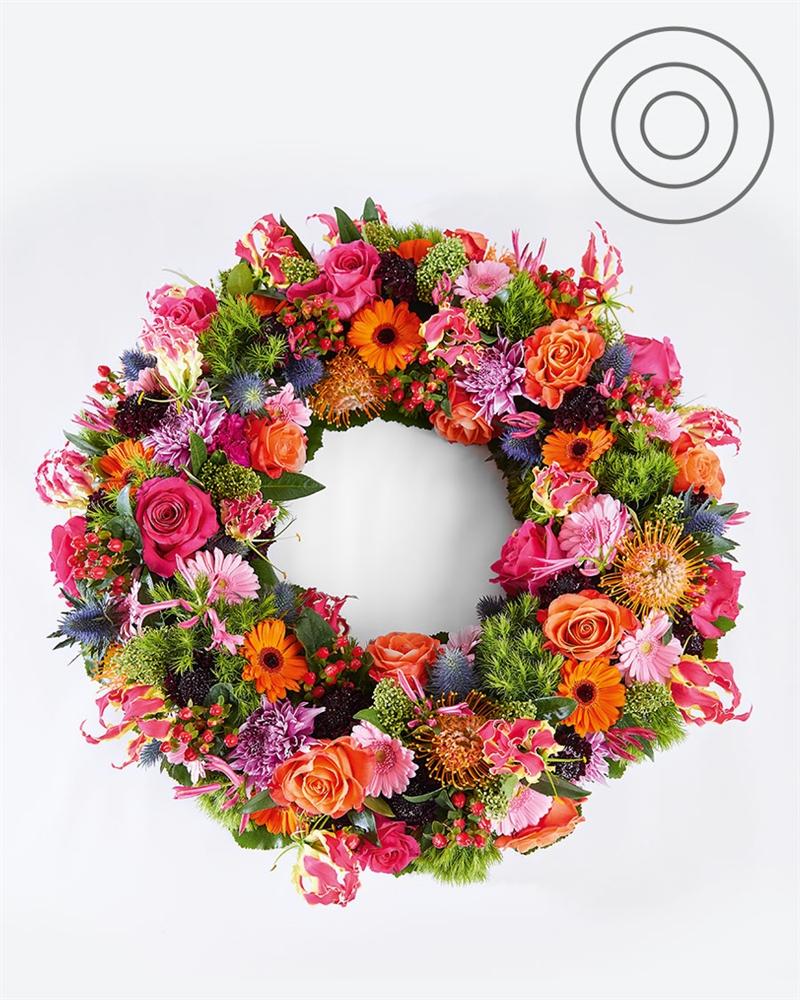 Worth to remember | Funeral wreath