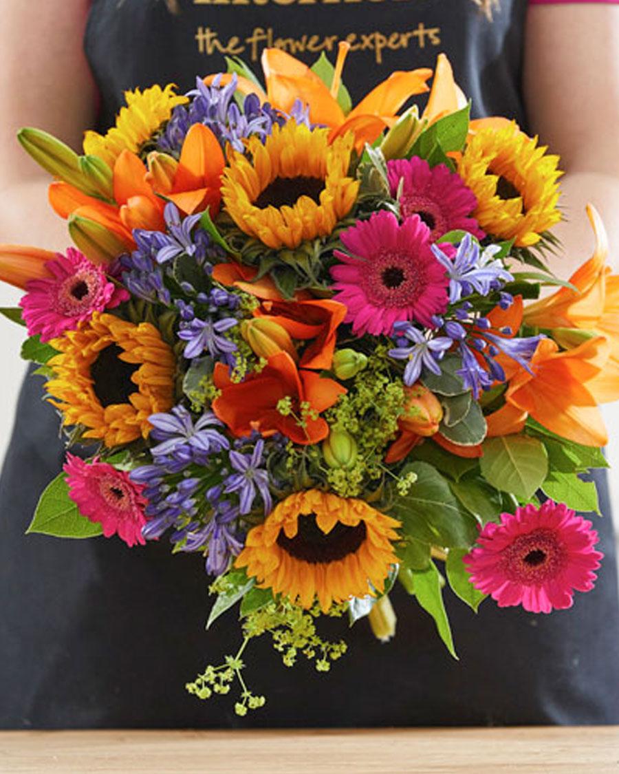 Hand-Tied Bouquet (Florist's choice)