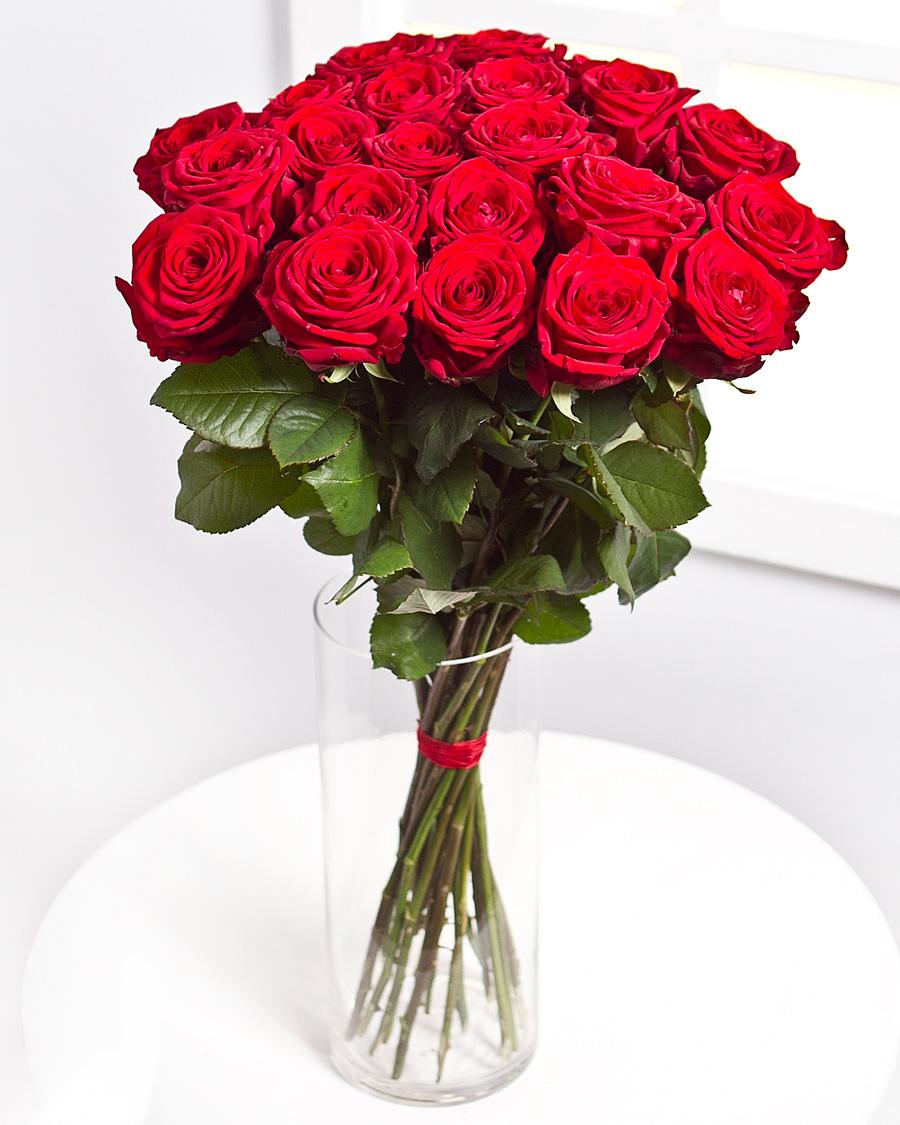 24 roosiga kimp (Floristi valikul)